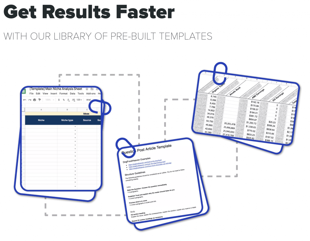 get results faster
