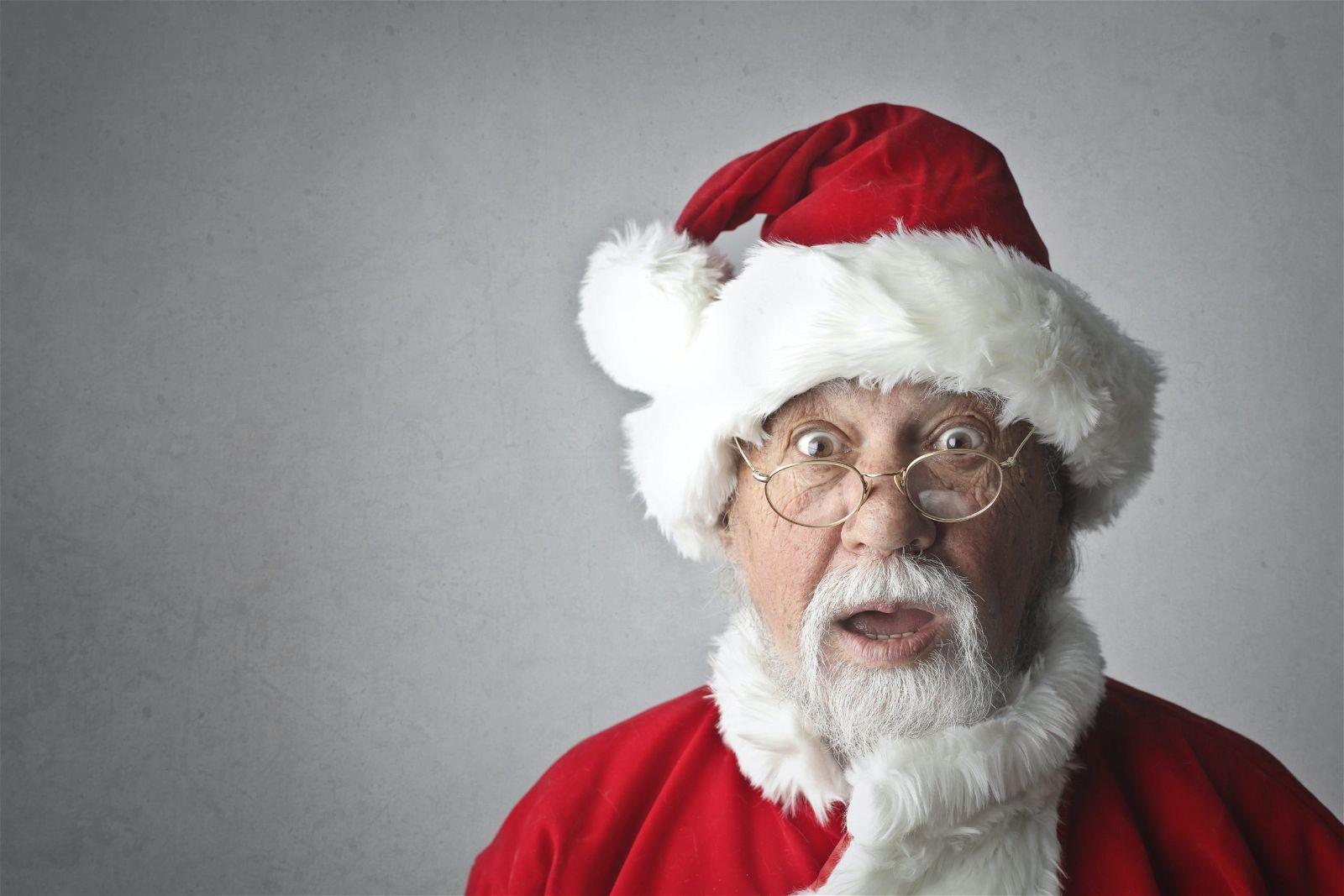 Become A Virtual Santa
